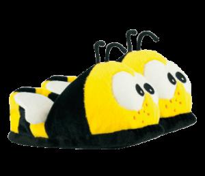 abeja zapatillas bichojitos