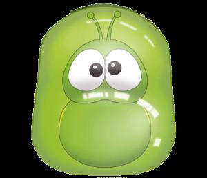 gusano mochila bichojitos