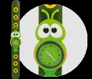 gusano reloj bichojitos