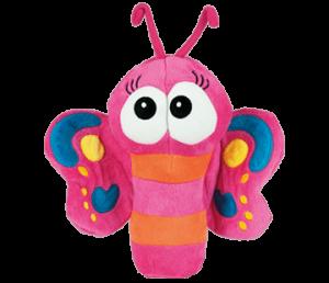 mariposa peluches bichojitos
